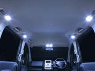 LEDルームランプ取付イメージ
